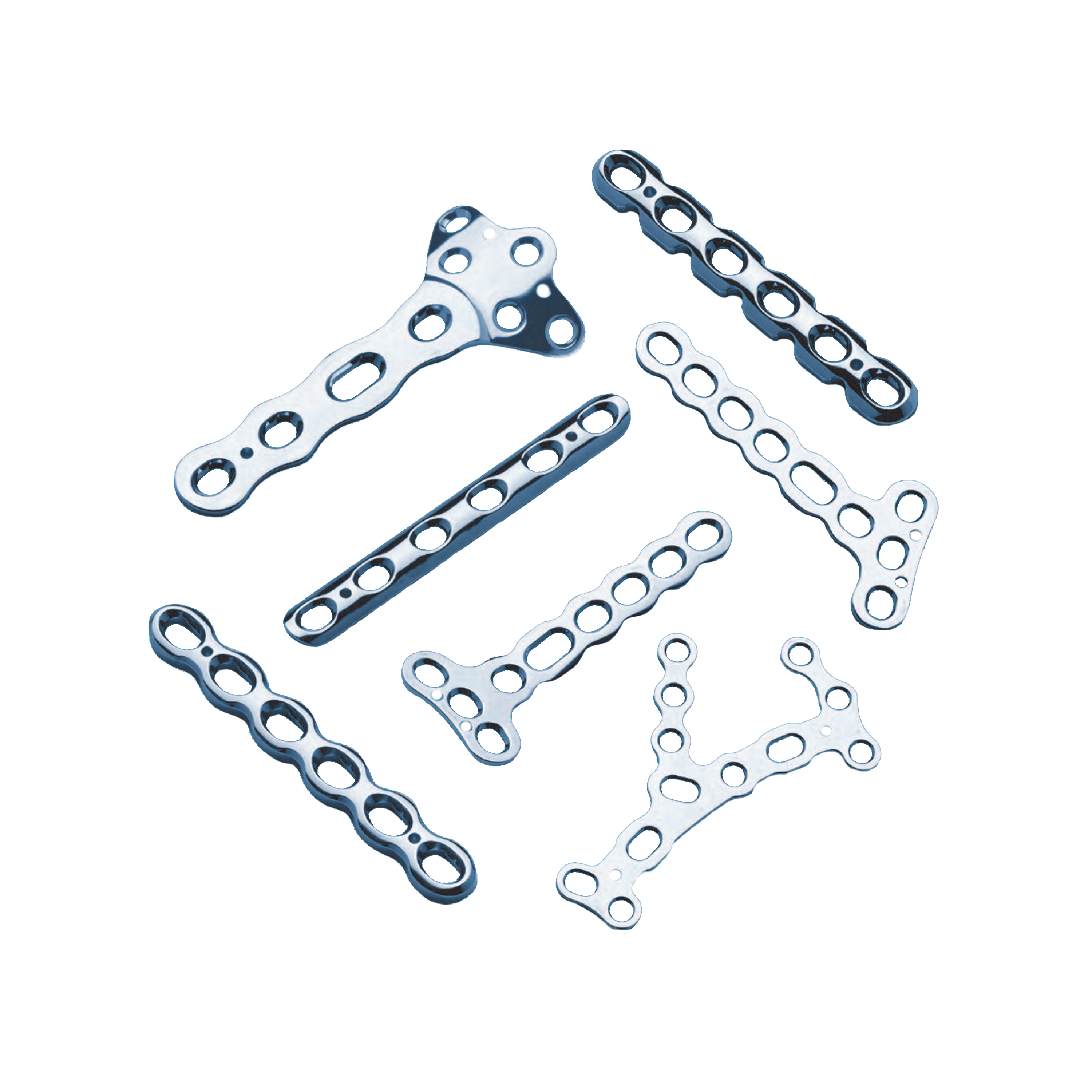 SPS Small Fragment (Stainless Steel & Titanium) | The newly developed Small Fragment Set is designed for the most common