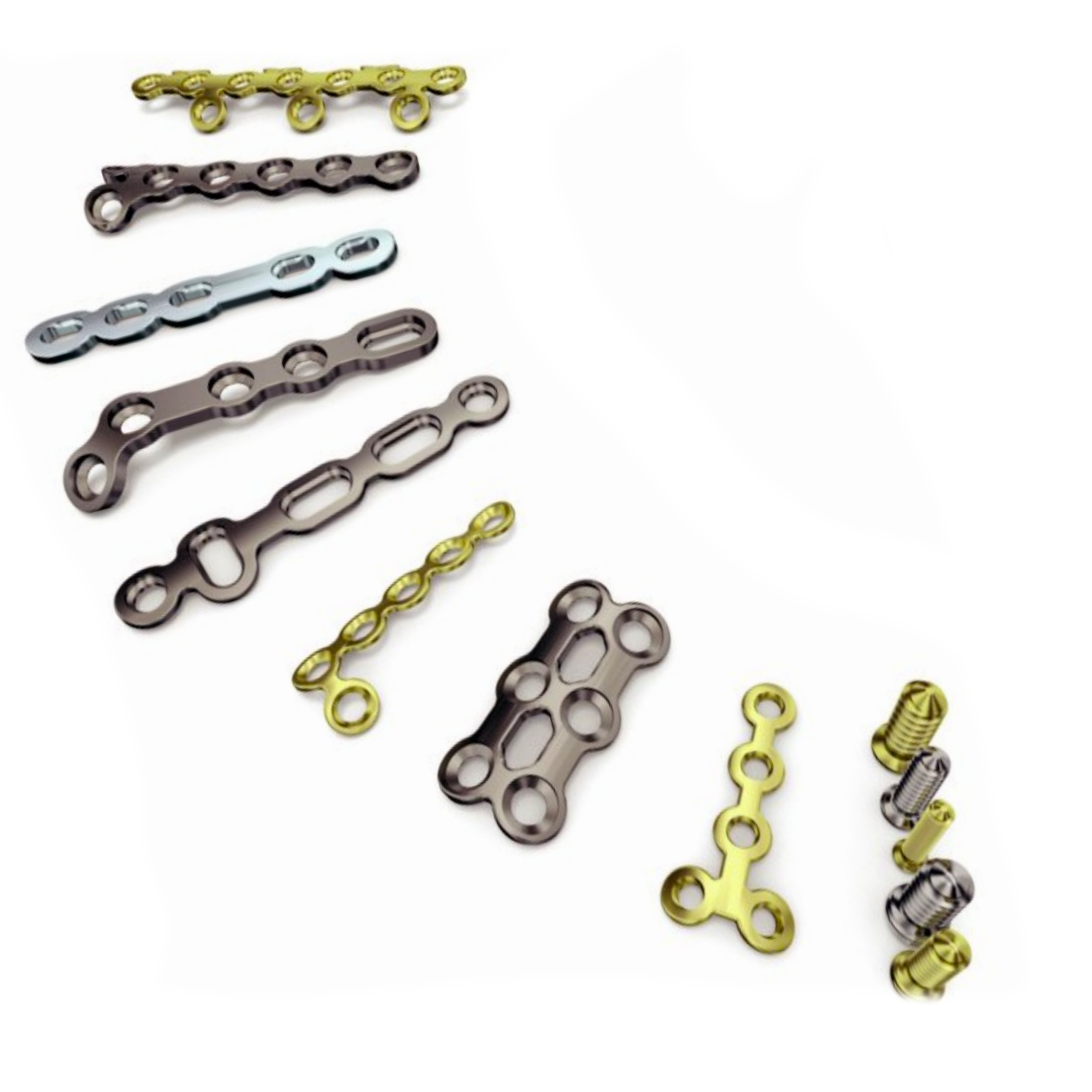 VariAx Hand Plating System | The VariAx Hand Locking Plate Module is a plating system which offers the potential benefits of variable angled locking plates and screws for 1.7mm and 2.3mm implant sizes.
